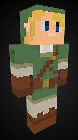 MineCraft Link Avatar
