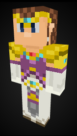 MineCraft Princess Zelda Avatar